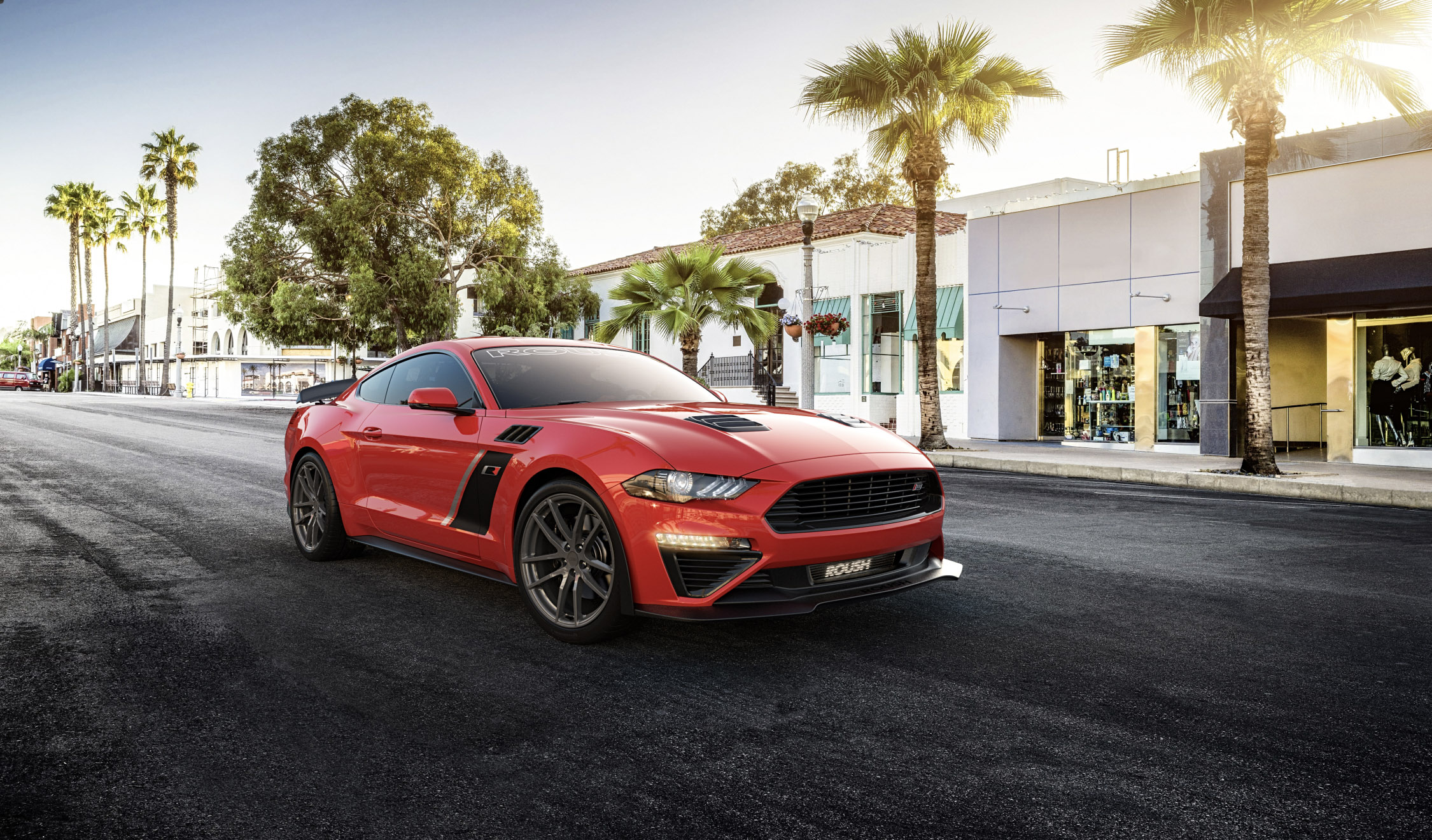 First Look: 2020 ROUSH Stage 3 Mustang
