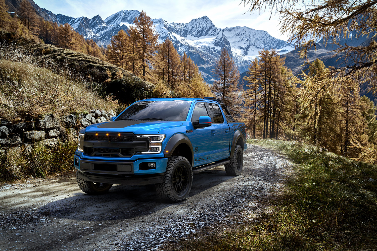 First Look: 2020 ROUSH F-150 SC