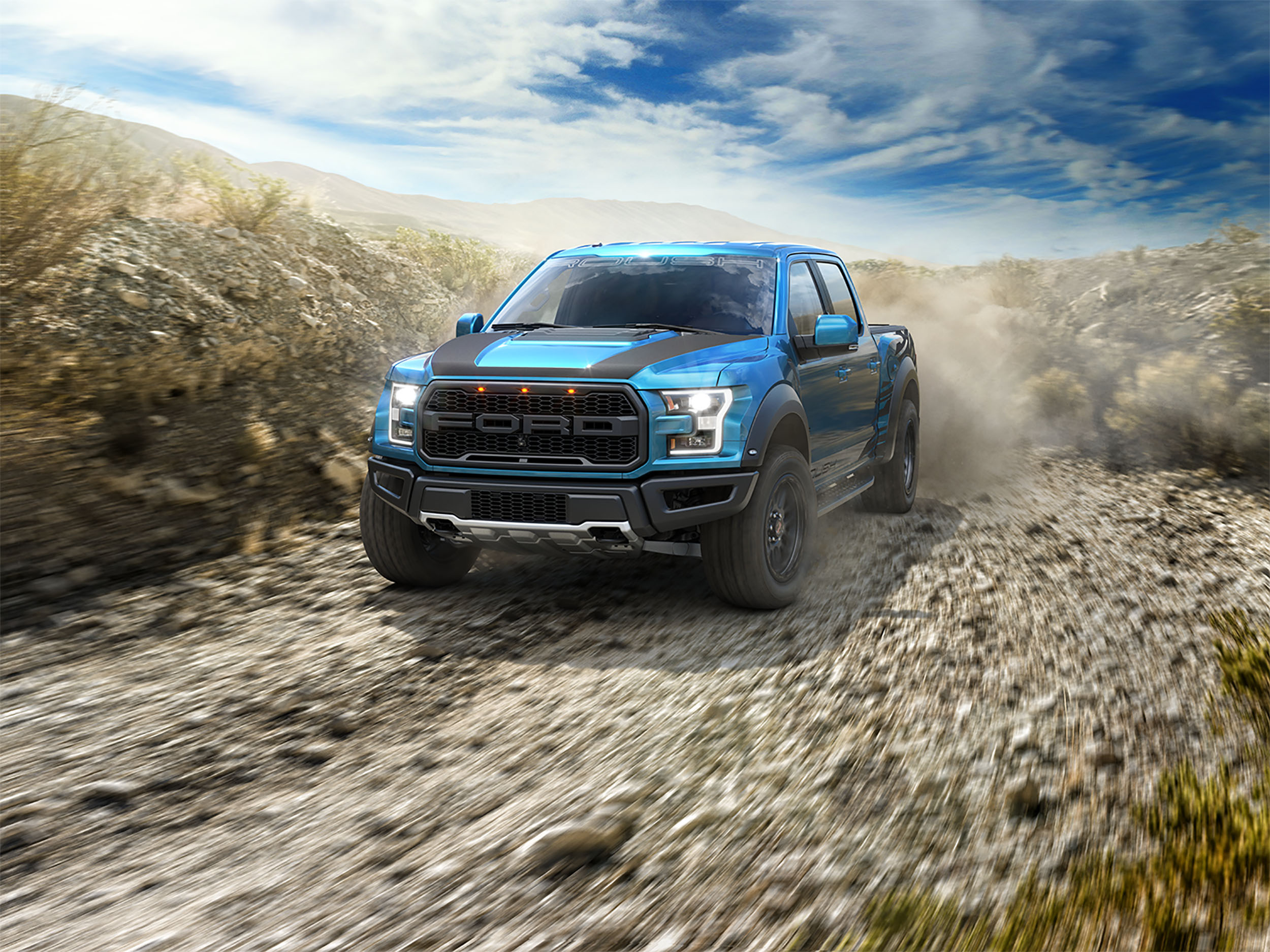 First Look: ROUSH Raptor Roars into 2020