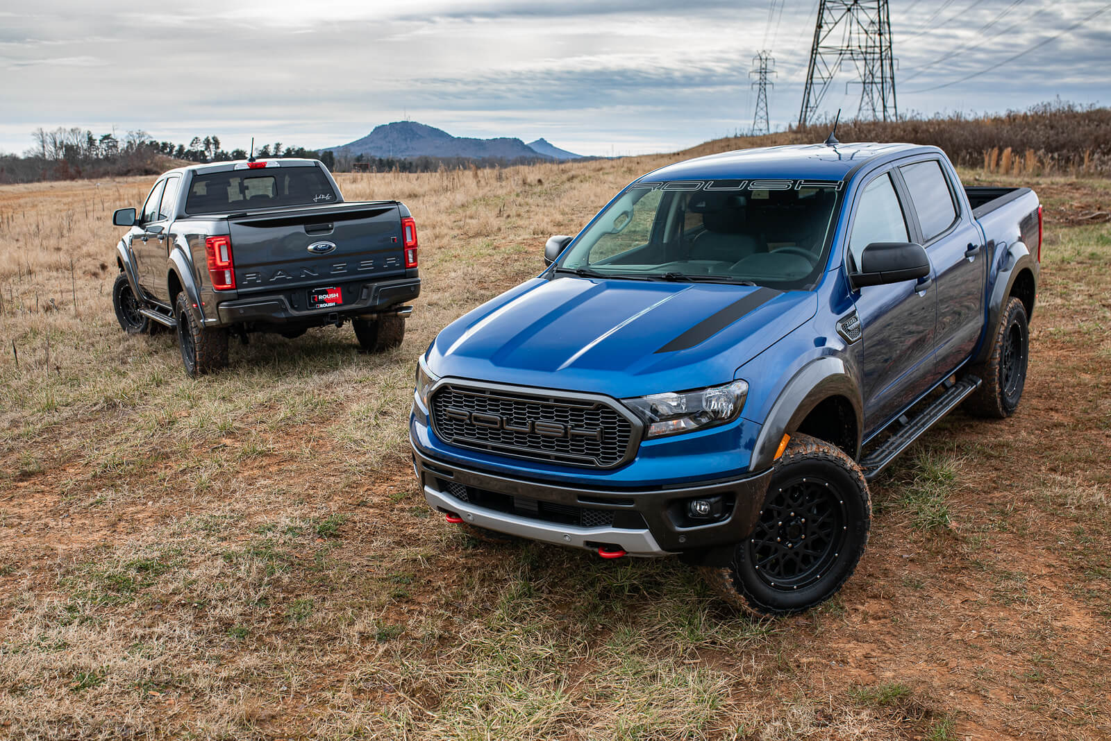 The 2021 ROUSH Ranger is Built for Life's Adventures!