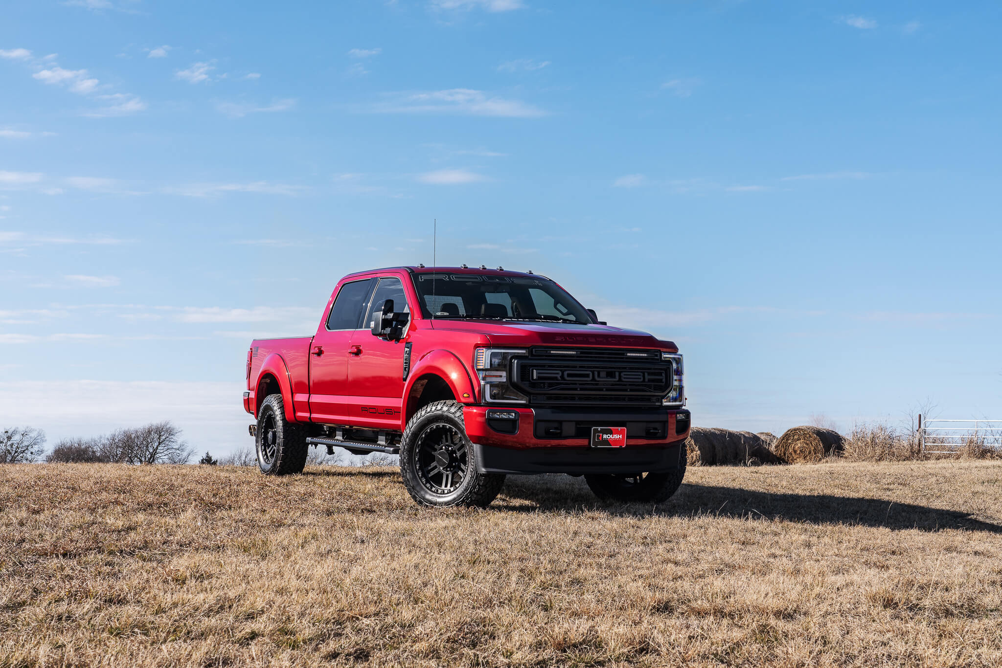 2021 ROUSH Super Duty - Relentless capability paired with legendary ROUSH styling