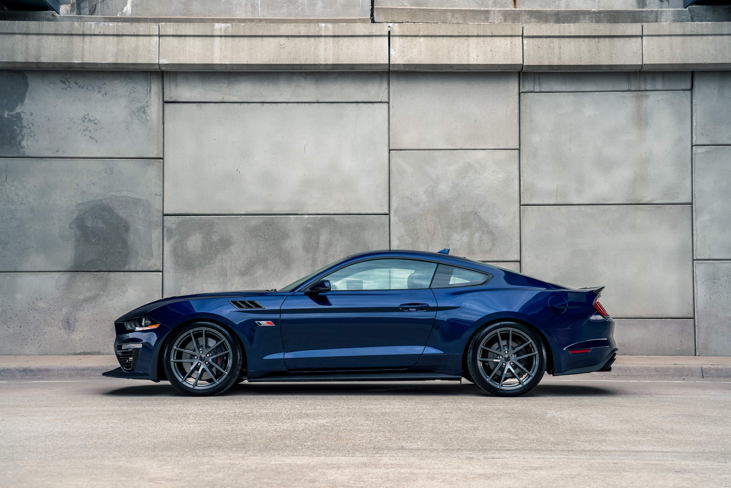2020+ ROUSH Mustang Powertrain Cooling Package