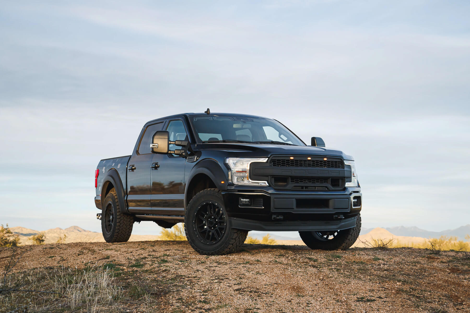 Purpose-Built, Ready for Anything - 2020 ROUSH F-150 5.11 Tactical Edition