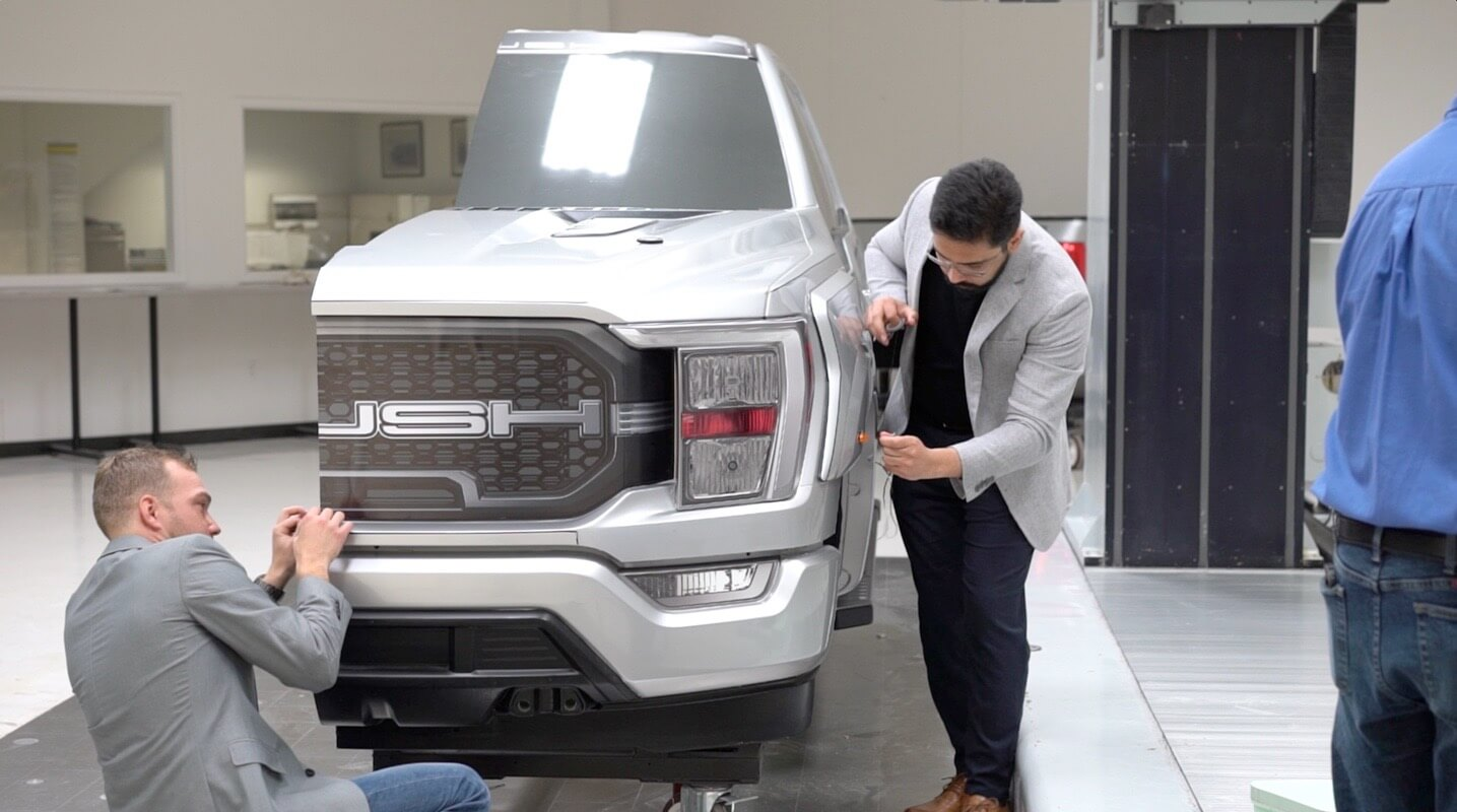 Behind the Scenes | 2021 ROUSH F-150 Design Process