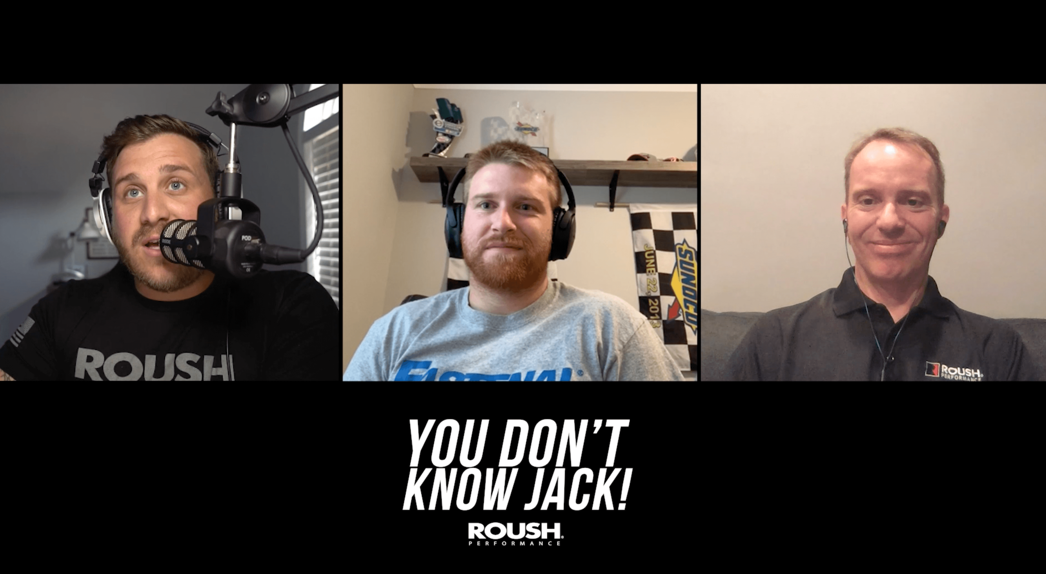 YOU DON'T KNOW JACK! EPISODE 02 | ROUSH PERFORMANCE PODCAST