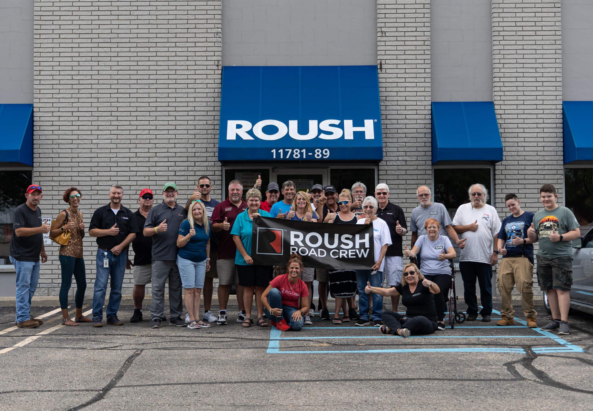 25th Anniversary ROUSH Road Crew Event Recap